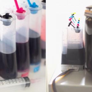 save money on ink - use CISS